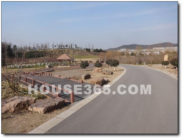 其中,明外郭312国道—麒麟门段的龟山公园和仙鹤门公园,秦淮新河