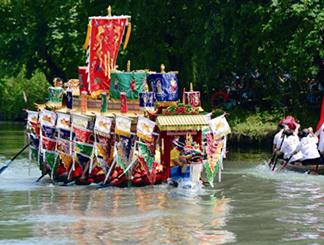 2017西溪龙舟文化节