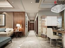 中华公寓-130平方-现代风格