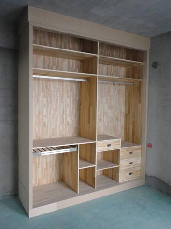 生态木餐厅木工装修