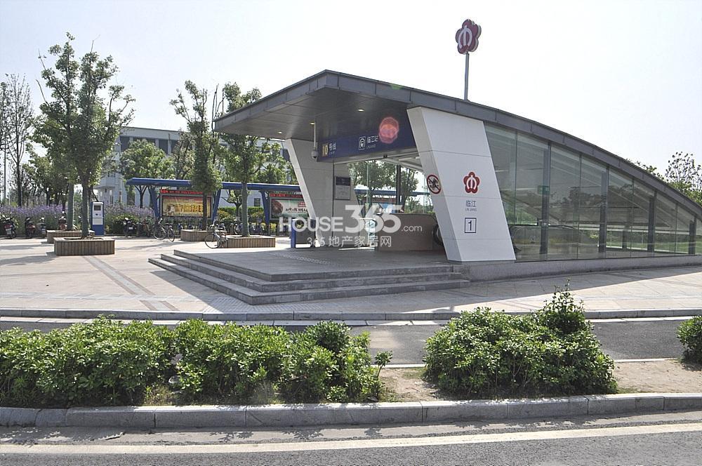 雅居乐滨江国际实景图(5.14)