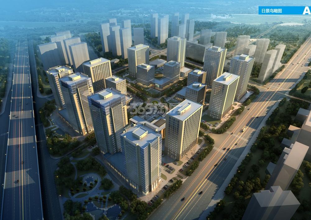软件谷·科创城效果图
