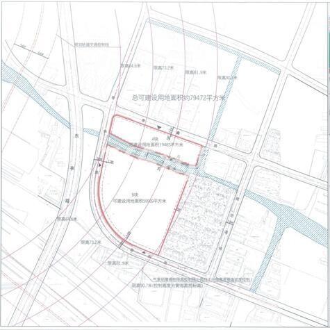 蓝光雍锦里规划图