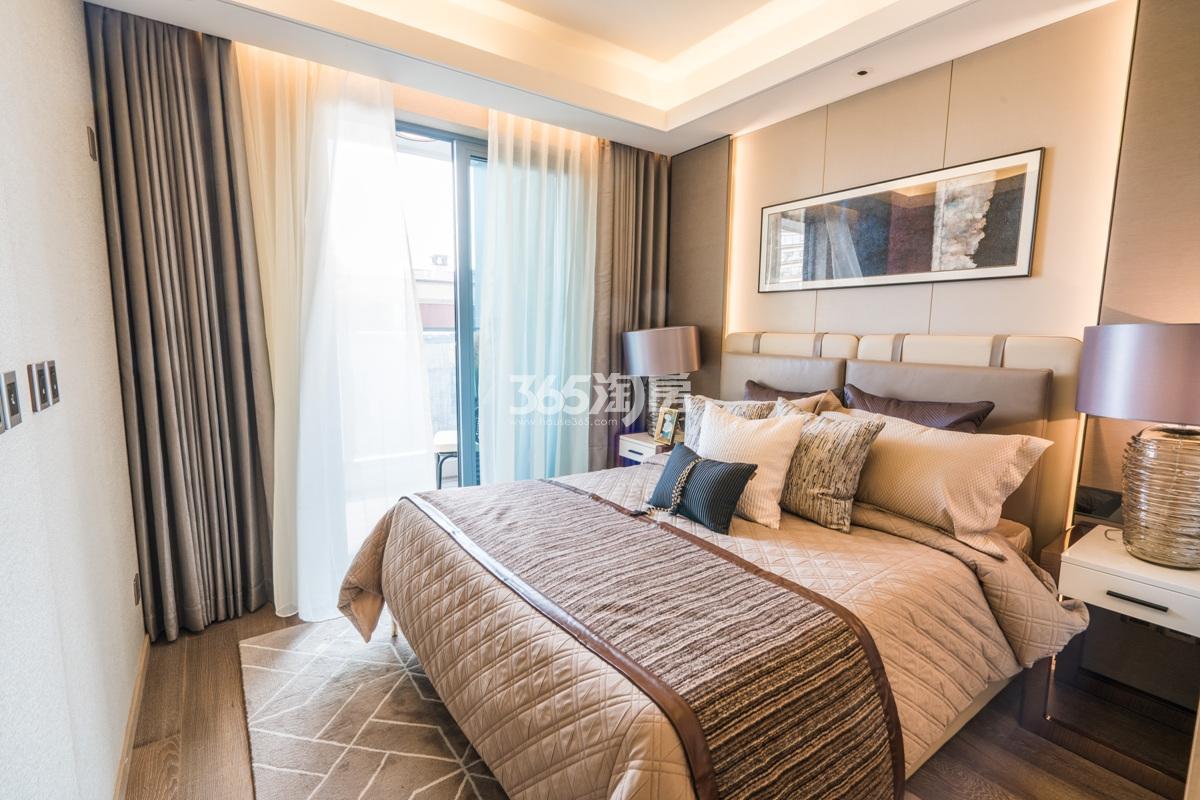 融信澜天高层89方(B1户型)样板房—卧室