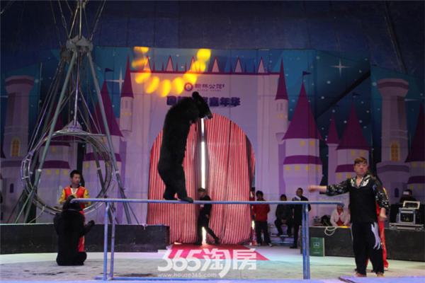 翰林公馆国际马戏嘉年华活动现场