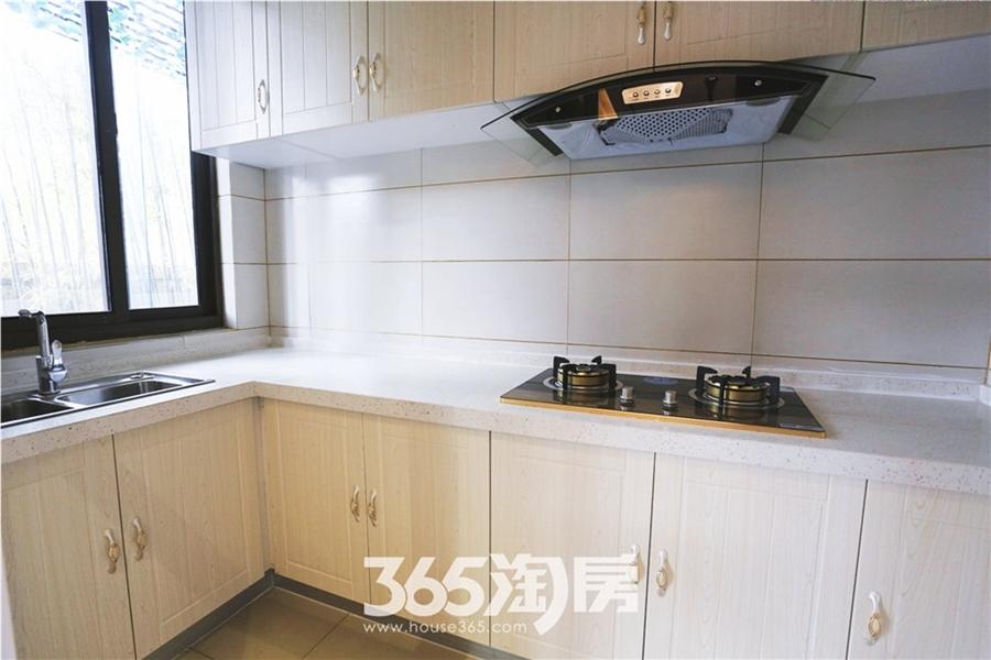 翰林公馆G1户型100㎡样板间-厨房
