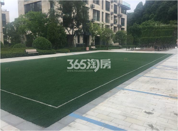 西溪十九府项目羽毛球场