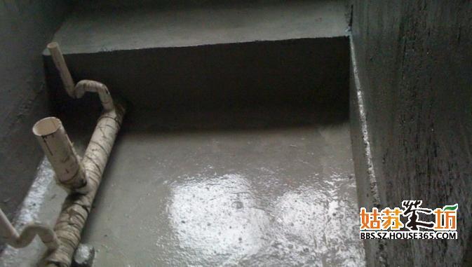 沉降式卫生间防水施工要点大全