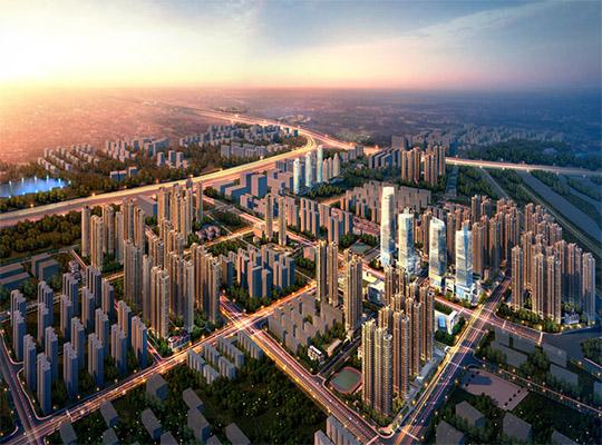 五龙新城业主社区