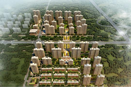 东润玺城业主社区